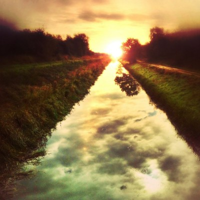 iPhoneography - HDR / sunrise