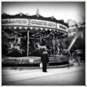 iPhoneography - hipstamatic - tinto 1848 lens /  AO BW Film