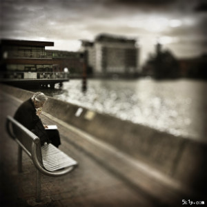 iPhoneography - Mrs Whistler?