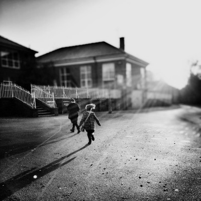 iphone photography - school run